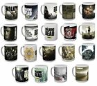 THE WALKING DEAD - Official Ceramic MUGS (Zombies) TV Show/Merchandise/Gift