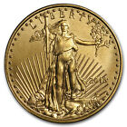 2016 1 10 oz Gold American Eagle BU - SKU #93746