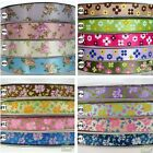 "2Yard 10Yard Rose Flower Spring Satin Ribbon 9mm 16mm 25mm (3/8""5/8""1"") Craft"