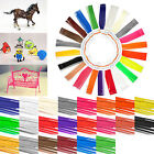 10 Pack 10 Color PLA/ABS Filaments 30cm 400g For 3D Printer Printing Drawing Pen
