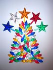 60 MEDIUM TWIST BULBS CLASSIC STAR Vintage Ceramic Christmas Tree Lights ~SELECT
