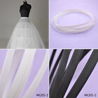 5 Meters Covered Plastic Poly Boning For Wedding Swimwear Dress Nursing Cover