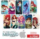 iPhone Silicone Cover Case Disney Princess The Little Mermai