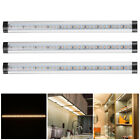 3pcs Kitchen Under Cabinet Shelf Counter LED Light Bar 1440lm Lighting Kit Lamp