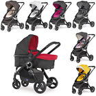 chicco winter stroller - Chicco Urban PLUS CROSSOVER Convertible Stroller BLACK Chassis inkl Color Kit