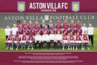 Aston Villa Football Club Team Photo 2015/16 AVFC Poster 61x91.5cm
