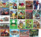POSTERS (Official) Mini 40x50cm Large Range of Themes (Boys & Girls Rooms) 1of2
