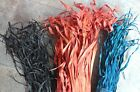 "Dried Colored 32-40"" FAN PALM LEAF BRANCH STEMS Wedding Craft Floral Arrangement"