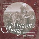 FREE US SH (int'l sh=$0-$3) NEW CD : Miriam's Song: Music by Jewish Women Compos