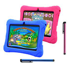 7'' Tablet 16GB HD Android 4.4 KitKat Dual Camera WiFi Quad Core For Kids Gift