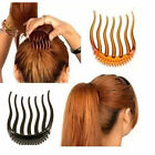 New Hot Women Hair Styling Clip Stick Bun Maker Braid Tool Hair Accessories