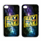 Rey Is Bae -Rubber and Plastic Phone Cover Case-Star Wars Inspired Rey Finn Luke £6.95 GBP on eBay