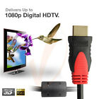50FT 25FT 10FT Premium HDMI Cable Ethernet Audio-Video 1080P For HDTV XBOX PC