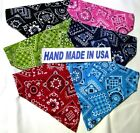 Over the Collar Bandanas CLASSICS Dog/Cat/Ferret - Pats Canine Accessories USA