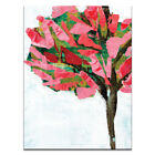 Artist Lane Kellys Tree by Anna Blatman Framed Painting Print on Wrapped Canvas
