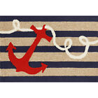 Liora Manne Frontporch Anchor Area Rug