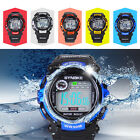 HOT Synoke Multifunction Waterproof Kid Children Electronic Watches Sport Watch