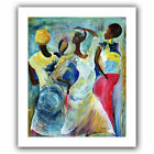 ArtWall 'Sister Act, 2002' by Ikahl Beckford Painting Print on Canvas
