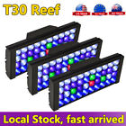 Full Spectrum 72in LED Aquarium Coral Grow Light Fish Tank Lighting,Sunrise Moon