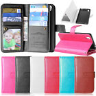 New Fashion Wallet Stand Leather Flip 9 Card Slot Soft Skin Protect Case Cover
