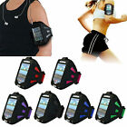 Sports Jogging Gym Running Net Armband Holder Case Cover For iPhone 6 6s Plus 5S