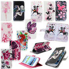 Lovely Butterfly Flip Leather Wallet Case Cover For Samsung Galaxy S3 SIII i9300