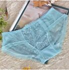 GZDL Women Lace Floral Panties G-strings Underwear Lingerie Briefs Thong Knicker