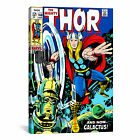 iCanvas Marvel Comics Book Thor Issue Cover 160 Graphic Art on Canvas