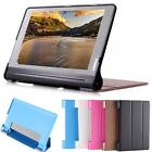 """PU Leather Case Cover For 10.1"""" Lenovo YOGA Tab 3 10 X50M/X50F/X50L+Protector"""