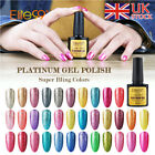 Elite99 Nail Gel Polish UV LED Soak Off Platinum Glitter Bling Colors Manicure