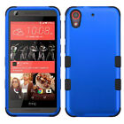 Blue Shock Absorbent Hard Durable Tuff Hybrid Phone Case Protector Cover Shell