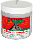 AZTEC SECRET Indian Healing Clay Deep Pore Cleansing Mask Choose Your Size NEW
