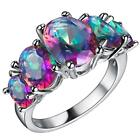 wholesale New Fashion 925 silver Personas Crystal Ring Costume jewelry Fine gift