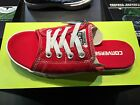 Converse Chuck Taylor All Star Cutaway Slip Red White Men Shoes 150250C US3-6