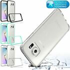 Madcase Clear Scratch Resistant Transparent Back Case for Samsung Galaxy S7 Edge