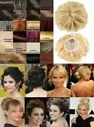 NEW WOMENS CELEBRITY STYLE EASY CLIP IN BIG MESSY BUN HAIR UPDO KOKO 11 COLORS