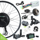 ebikeling 48V 1200W 700C Direct Drive Front Rear Electric Bicycle Conversion Kit