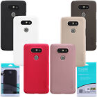 G5 Genuine Nillkin Ultra Thin Matte Hard Case Cover + Film For LG G5 H840/H850