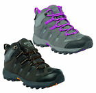 Regatta Garsdale Mid Junior Walking Boots Girls Boys Hiking Shoe