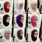 100% Cotton Muslim Inner Hijab Caps Islamic Underscarf Arab Ninja Hats Wholesale