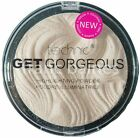 Technic Get Gorgeous Highlighting Powder Face Highlighter Shimmer Compact 12g
