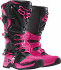 2016 Fox MX Youth Comp 5 Boots - Pink Motocross Offroad Trail Kids