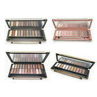 Hot 12 Color Eye Shadow Makeup Cosmetic Shimmer Matte Eyeshadow Palette+Brush