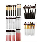 10 Style master High-Quality Cheap Makeup Brushes Pro Foundation Eyeshadow Brush