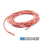 2M x 3P DuPont Twisted Cable (Brown  Red  Orange  60 Cores)