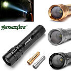 Zoom 3500LM 3 Modes XPE LED 18650 Flashlight Torch Lamp Light 3 Colour