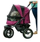 NEW Pet Gear No-Zip Double Pet Stroller,  Carriers & Travel Products