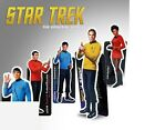 Star Trek Magnetic BOOKMARKS CaptaIn James T Kirk Spock Scotty Bones McCoy Uhura on eBay