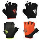 Adidas Essential Weight Lifting Gloves Training Fitness Exercise Gym Workout
