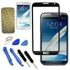 LCD Replacement Front Screen Glass Lens For Samsung Galaxy S3 S4 S5 Note 2 3 4 5